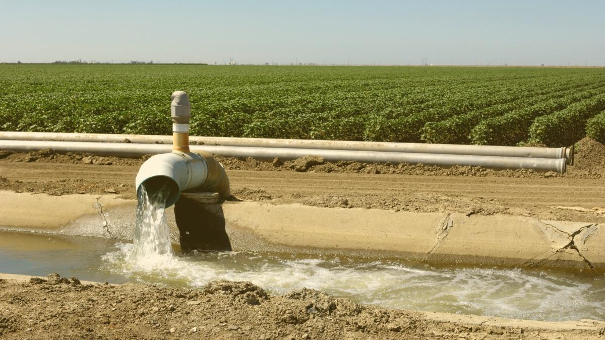 Hier sinken ganze Städte ab, weil Mega-Farmen das Wasser aus der Erde pumpen