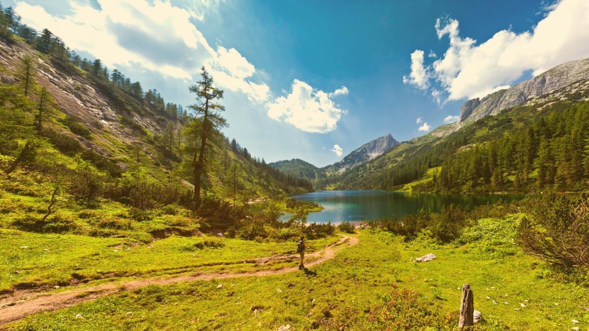 Alpinvereine rufen auf: Haltet bitte die Berge sauber!