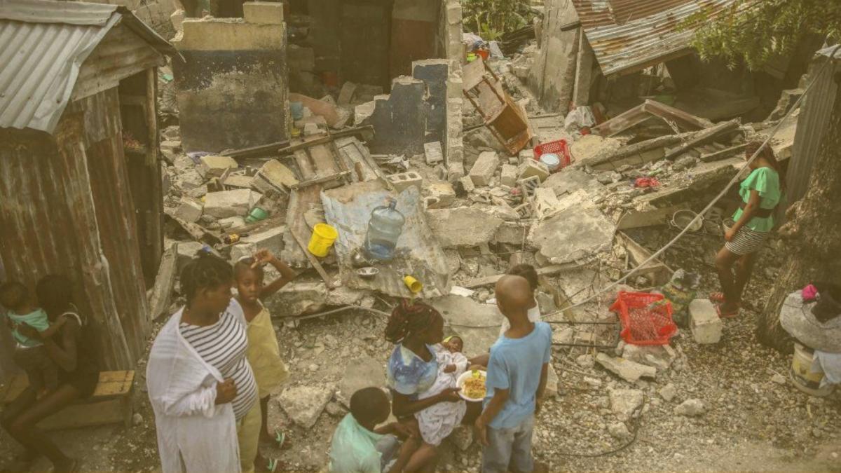 Aktuelles aus Haiti: Bis zu 10.000 Menschen tot, schwer verletzt oder vermisst