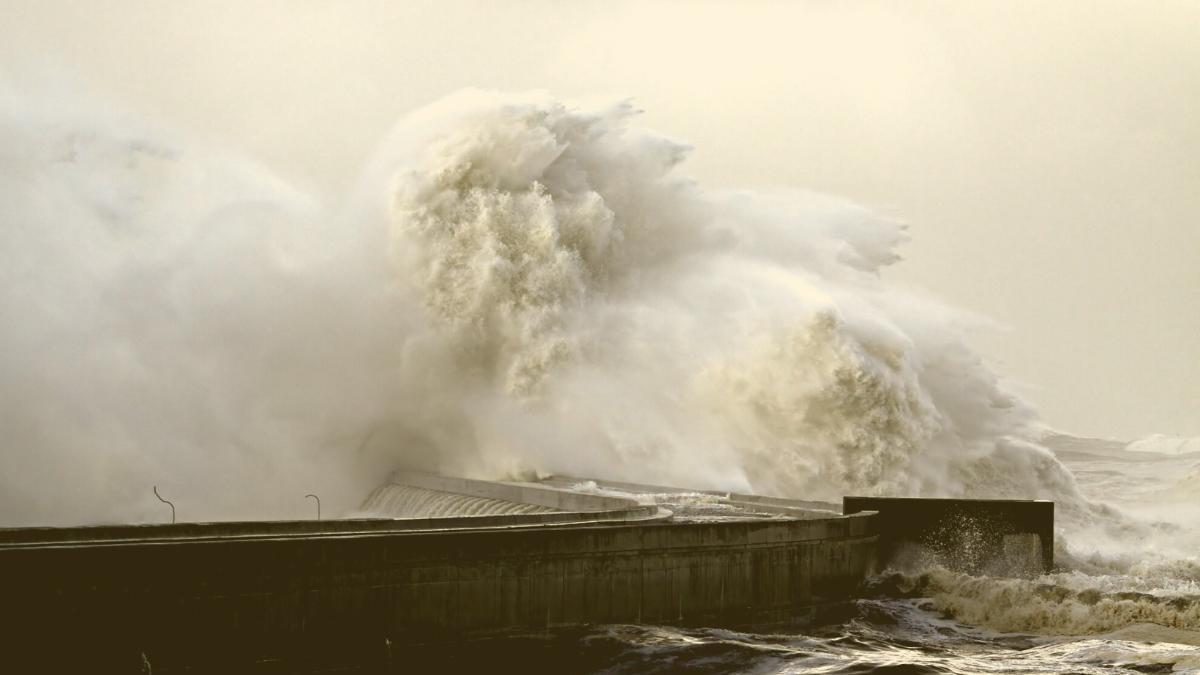 Warnung vor Orkan: Hier kann es in den nächsten Tagen sehr gefährlich werden