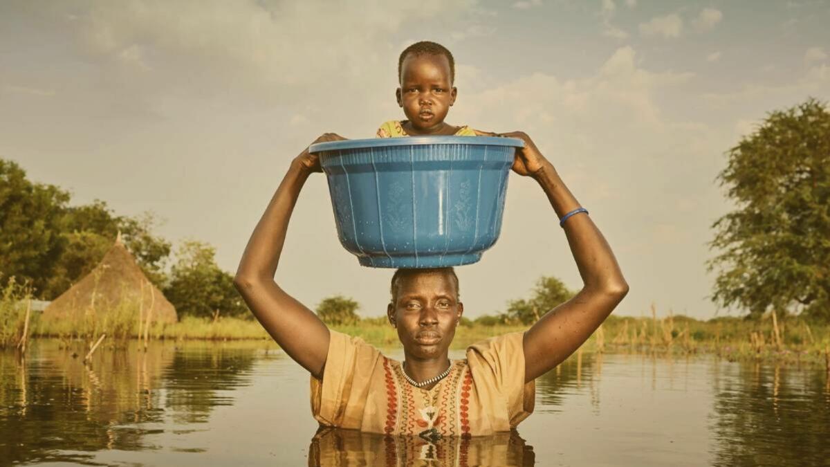 84 Tote bei Überschwemmungen: Zigtausende jetzt auf der Flucht