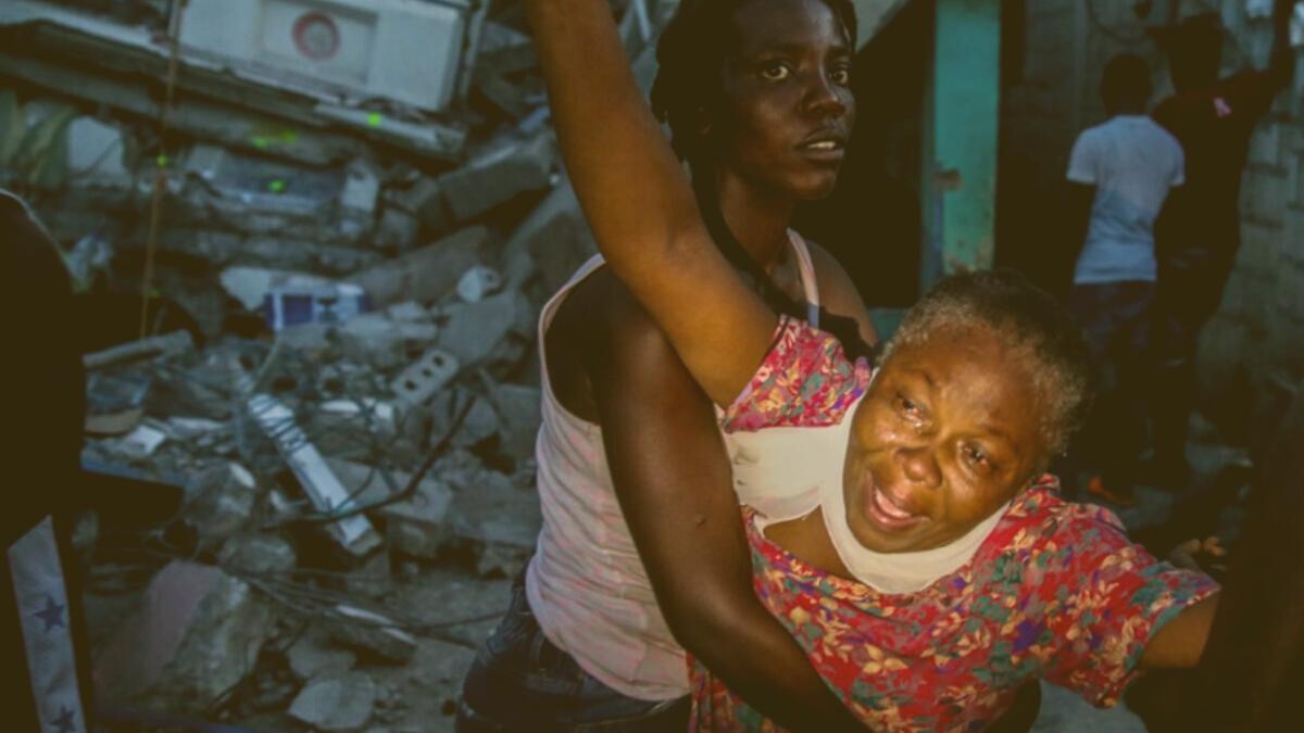 1.300 Tote, Tausende vermisst: So groß ist die Not aktuell in Haiti