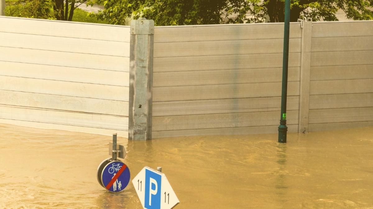 """""""Noch nie erlebt"""": So dramatisch entwickelt sich das Hochwasser in Österreich"""