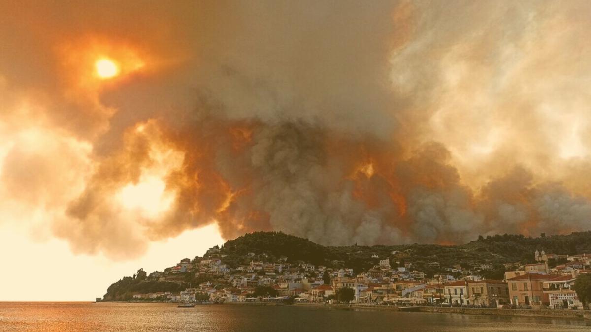 """""""Unser Ende ist nah"""": Diese Orte rufen um Hilfe, weil Brände sie sonst zerstören"""