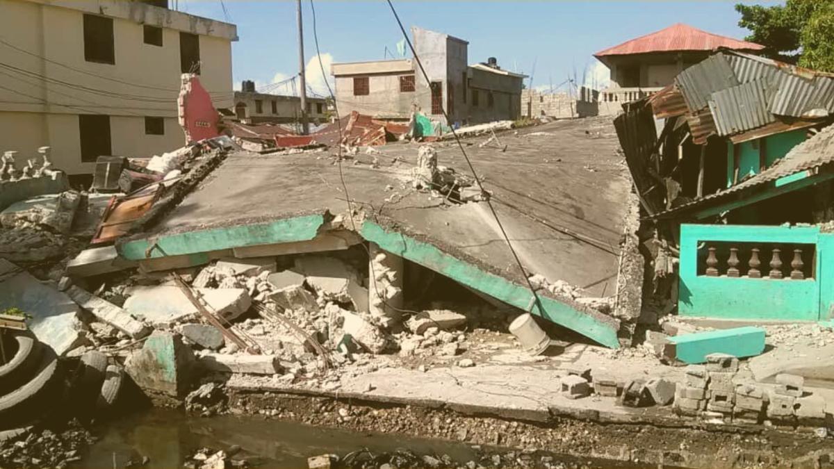 Haiti: Ausmaß der Zerstörung nach Erdbeben ist gewaltig