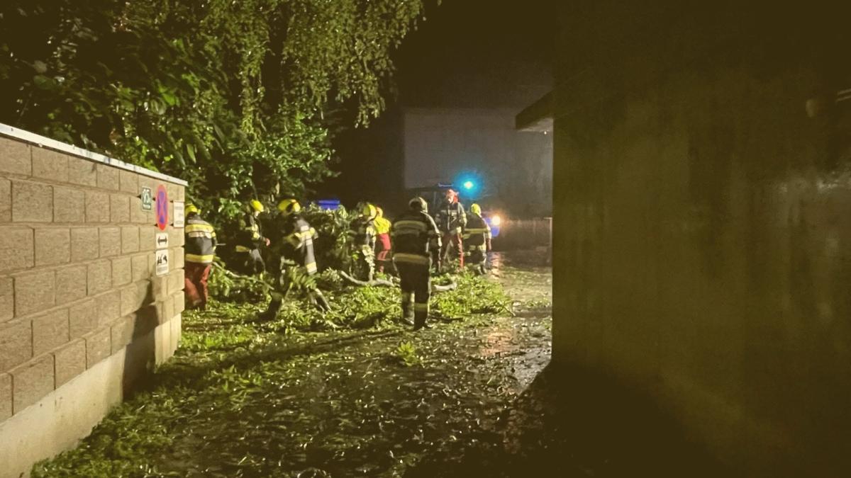 """Stadt Graz warnt wegen Unwetter: """"Bitte verlasst derzeit euer Haus nicht!"""""""