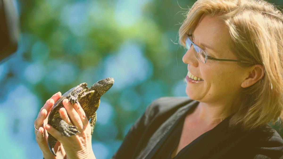 """Gewessler: """"Biodiversität ist unsere Lebensversicherung"""""""