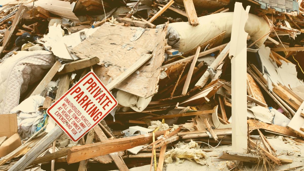 Völlig verwüstet: Tote, Überflutungen und eine Million ohne Strom nach Hurrikan