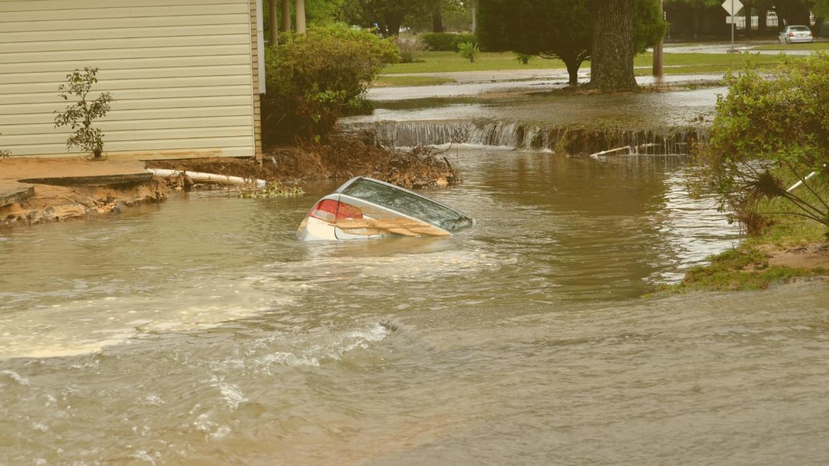 Schwerste Überschwemmungen: Hier werden jetzt Hunderttausende evakuiert
