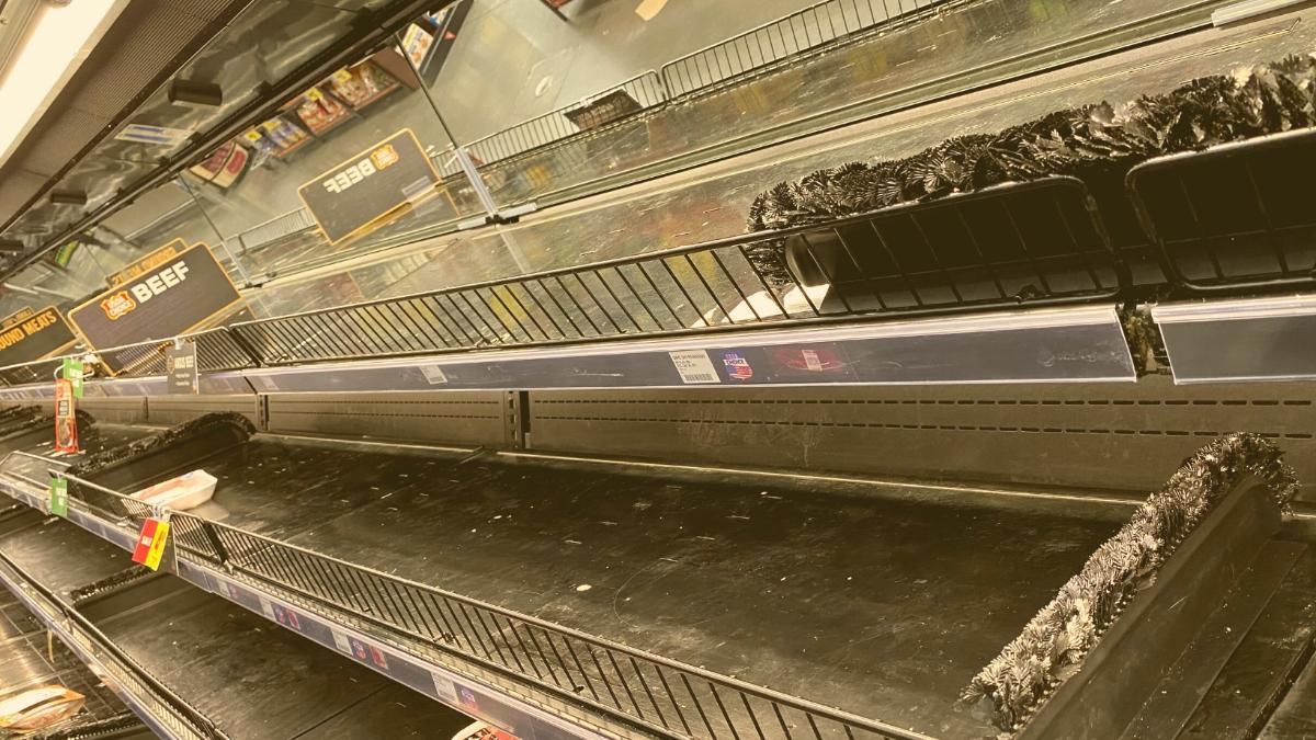 Dramatische Lage: Tieren droht Notschlachtung, kein Frischfleisch in Supermärkten