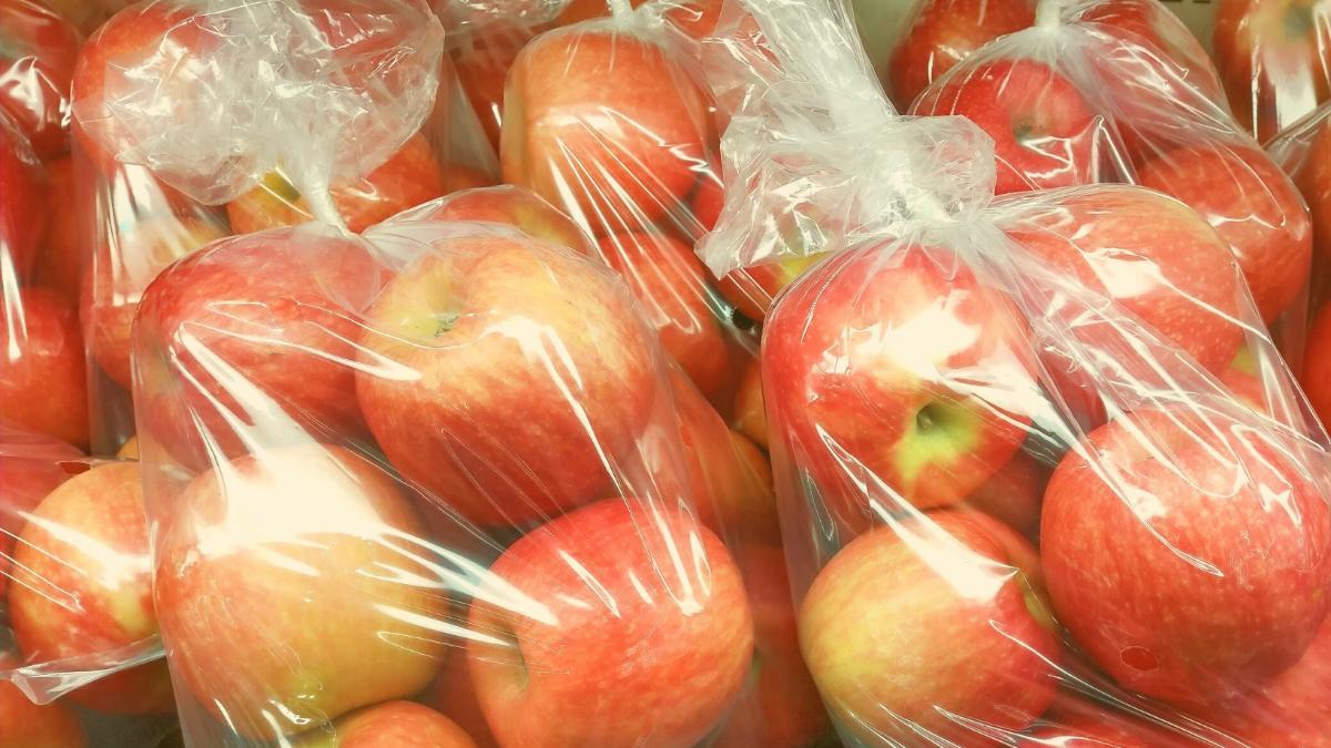 """""""Verrat an unseren Bauern"""": Schon wieder Äpfel aus Chile bei HOFER"""