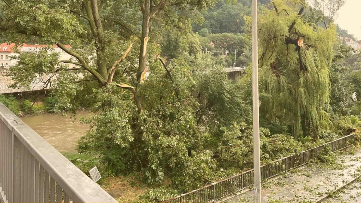 Starke Unwetter erwartet: Hier wird's heute extrem gefährlich