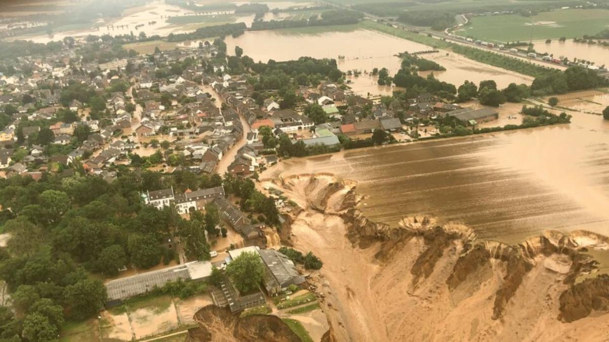 Flutkatastrophe: So kann man den Betroffenen jetzt konkret helfen