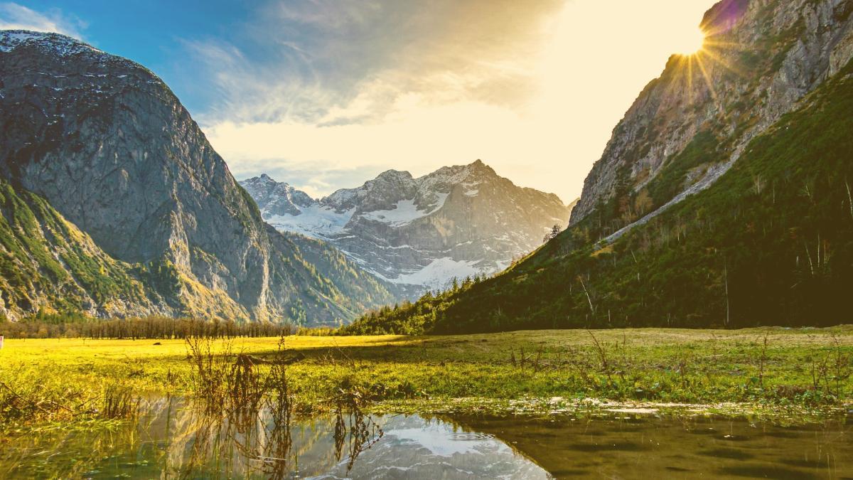 Artenvielfalt bewahren: 30 Prozent der Staatsfläche werden unter Schutz gestellt