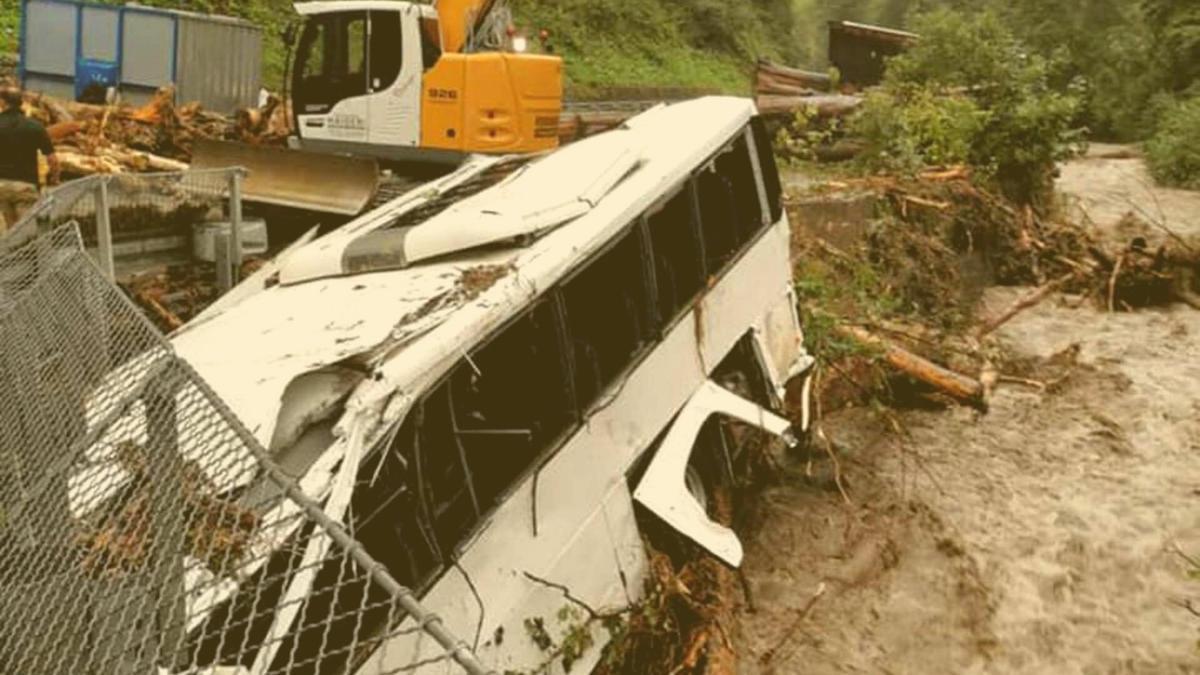 Verletzte und große Schäden: Hier zog das Unwetter eine Spur der Verwüstung