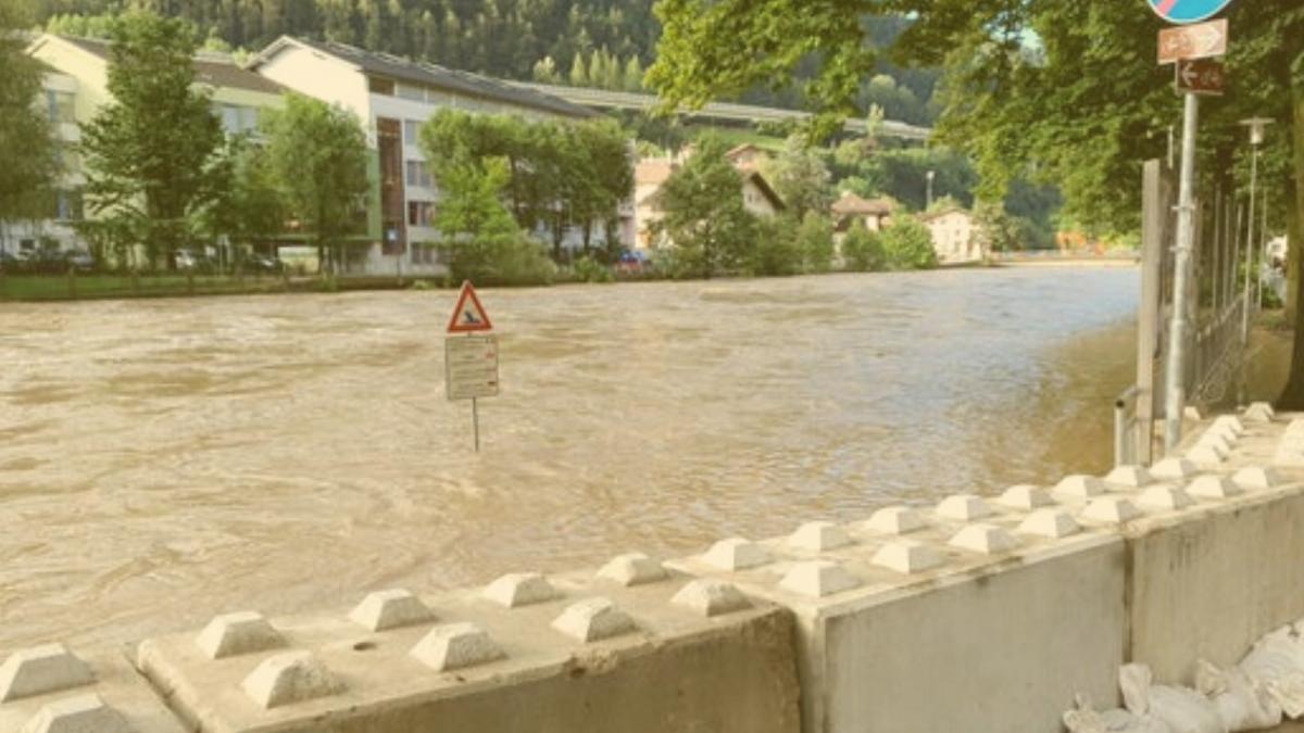 Hochwasser-Alarm: So stark ist Norditalien jetzt betroffen