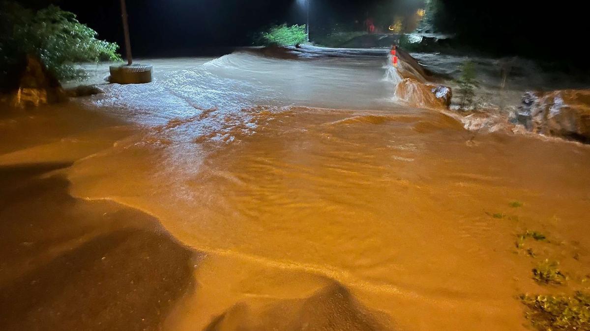 Weiter Überflutungsgefahr: Im Westen Österreichs bleibt die Lage angespannt