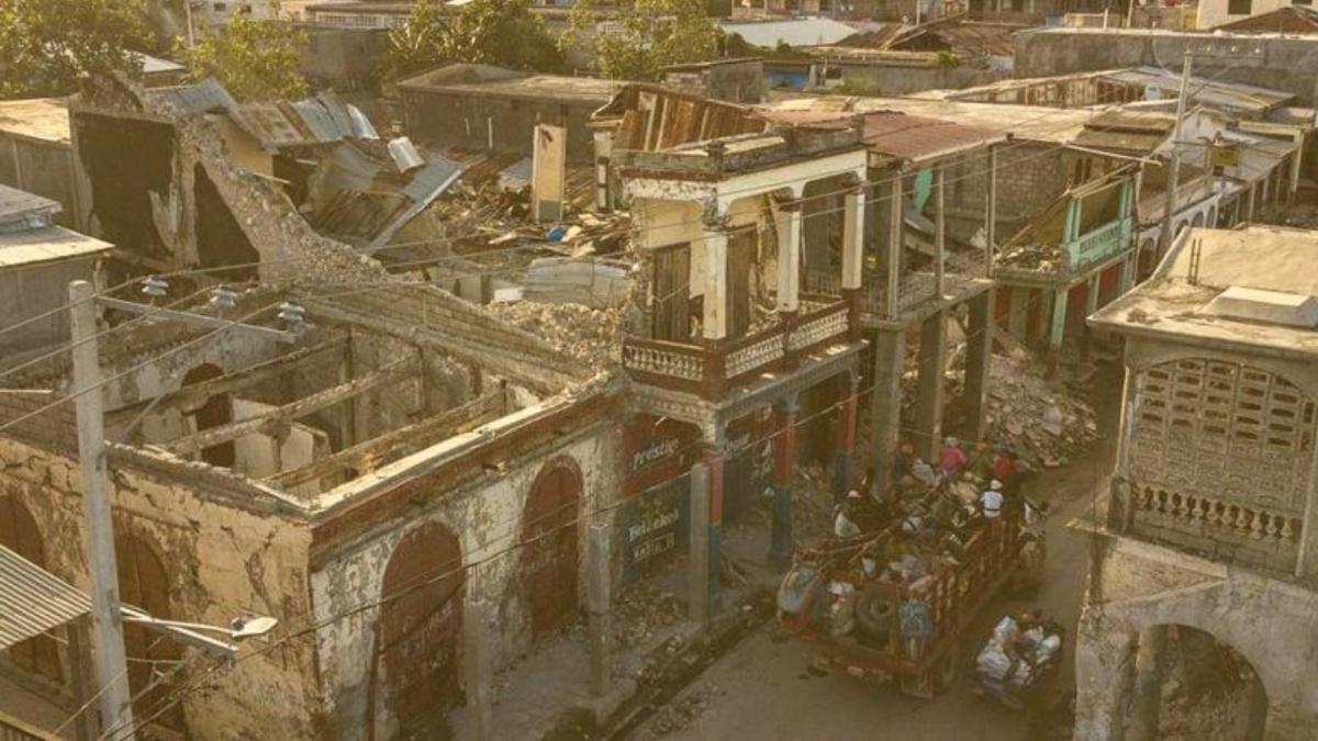 Aktuelles aus Haiti: 2.200 Tote, über 125.000 Häuser beschädigt oder zerstört