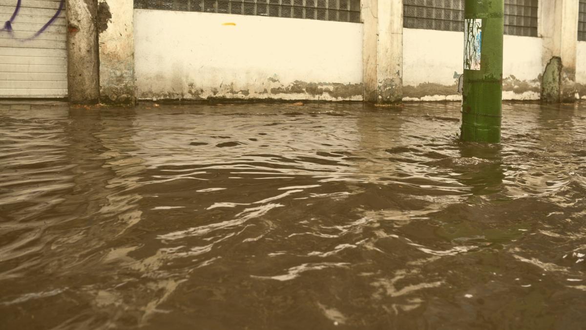 """""""Brutale Überschwemmungen"""": New York versinkt in historischem Starkregen"""