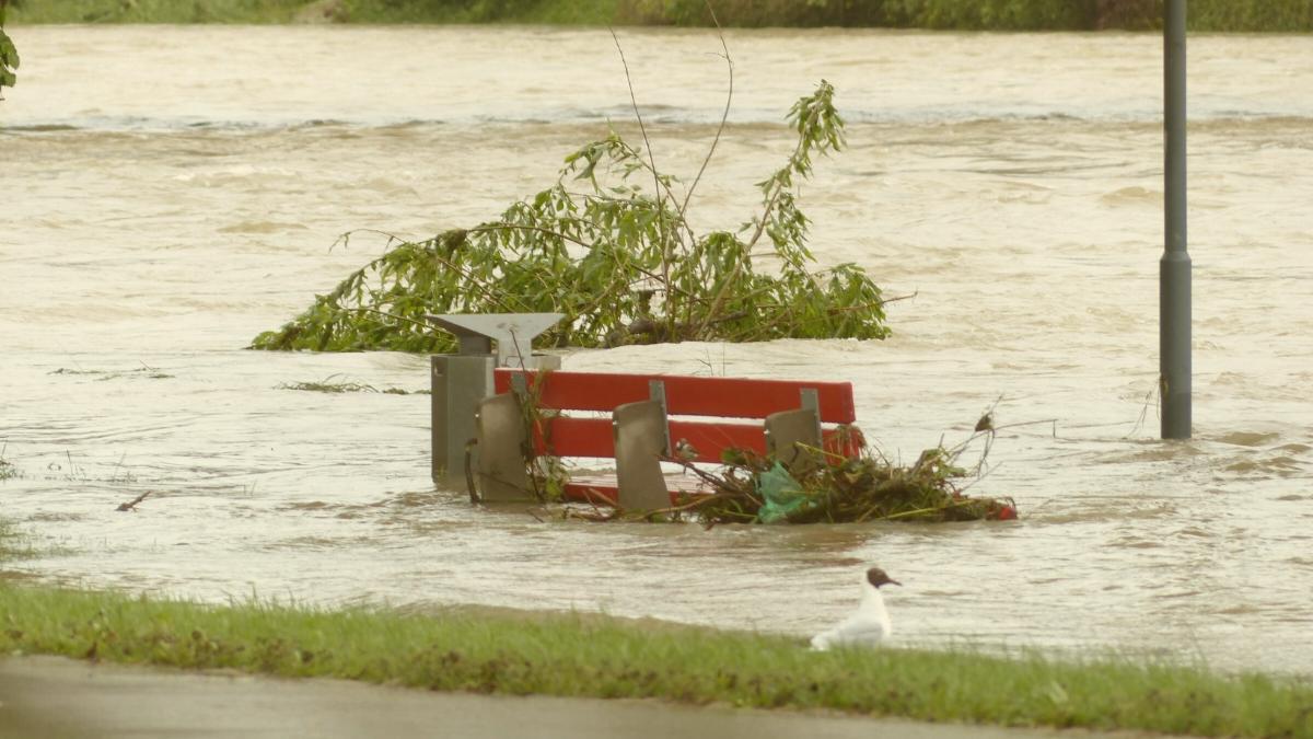 Vorwarnung: Hier in Österreich drohen heute erneut Überflutungen & Murenabgänge